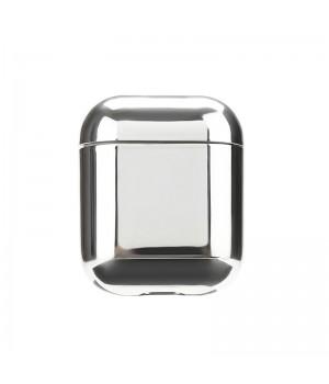 Защитный чехол для Apple Airpods (Silver)