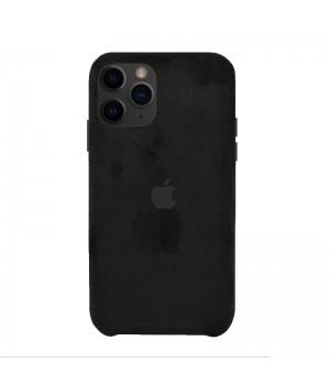 Чехол Alcantara Case для iPhone 11 Pro (Black)