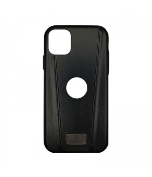 Чехол PULOKA для iPhone 11 (Black 2 Line)