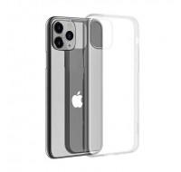 Чехол полиуретановый Hoco Light series для iPhone 11 Pro Max (Transparent)