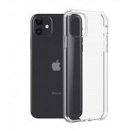 Чехол силиконовый для iPhone 11 (Прозрачный )