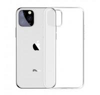 Чехол силиконовый для iPhone 11 Pro (Прозрачный )