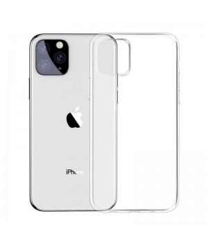 Чехол силиконовый для iPhone 11 Pro Max (Прозрачный )