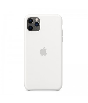 Silicone case для Iphone 11 Pro (White)