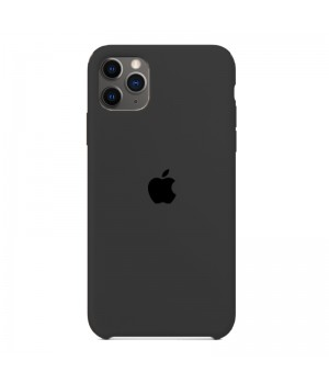 Silicone case для iPhone 11 Pro Max (Gray)