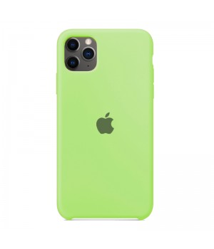 Silicone case для Iphone 11 Pro (Olive)