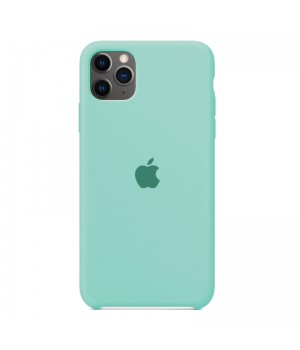 Silicone case для Iphone 11 Pro (Turquoise)