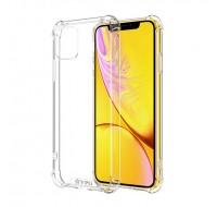 Чехол силиконовый ударопрочный VPG для iPhone 12 Pro Max (Прозрачный )
