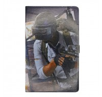 Чехол-книжка для планшета Samsung Galaxy Tab S6 (SM-T865) (Shooter 2)