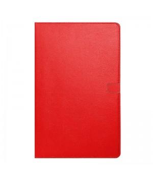 Чехол-книжка для планшета Samsung Galaxy Tab A 10.1 2019 (SM-T515) (Red Leather)