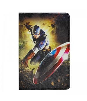 Чехол-книжка для планшета Samsung Galaxy Tab A 8.0 2019 (SM-T295) (Captain America)