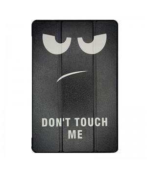 Чехол книжка-подставка для планшета Samsung Galaxy Tab S6 Lite (SM-P615) (Dont touch me)