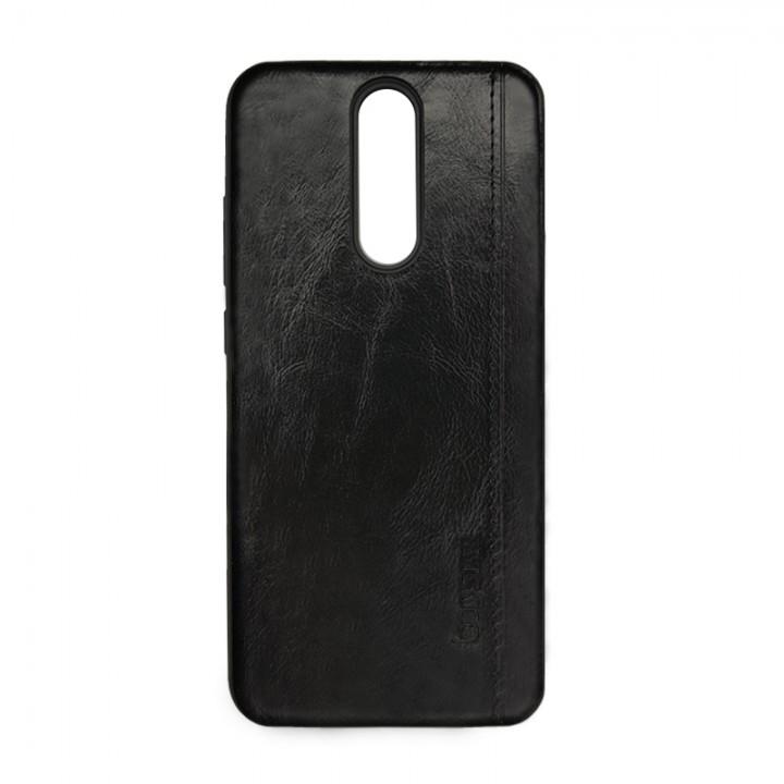 Гелевый чехол для Xiaomi Redmi 8 с рисунком (Black Line)