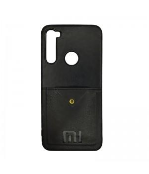 Гелевый чехол для Xiaomi Redmi Note 8 (Black Bag)