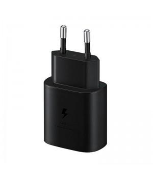 Адаптер питания USB-C 25W для Samsung (Black)