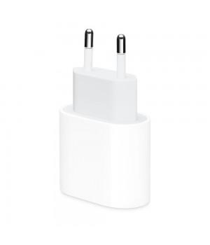 Адаптер питания USB-C 18W для iPhone (White)