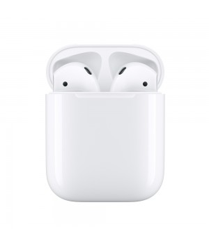 Apple AirPods (2 поколения) with Charging Case