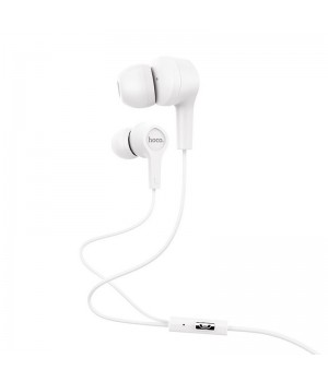 Наушники Hoco M50 Daintiness (Белые)