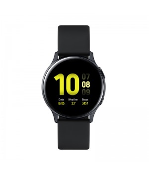Смарт-часы Samsung Galaxy Watch Active 2 44 mm Black Aluminium (SM-R820NZKASEK)