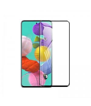 Стекло защитное 9D для Samsung Galaxy A51 (2020)