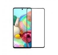 Стекло защитное 9D для Samsung Galaxy A71 (2020)