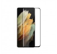 Стекло защитное 9H для Samsung Galaxy S21 Ultra