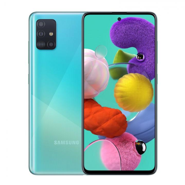 Samsung Galaxy A51 64Gb Prism Crush Blue (SM-A515F/DSN)
