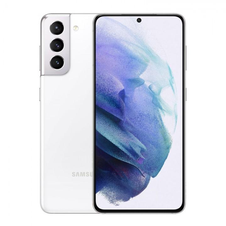Смартфон Samsung Galaxy S21 8GB/128GB Phantom White (SM-G991B)
